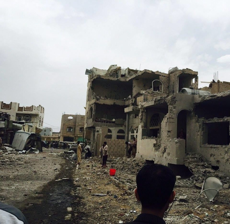 """It's Raining Missiles. A Nightmare that Refuses to End!"" – Testimony from the War in Yemen (Aecherli's blog)"