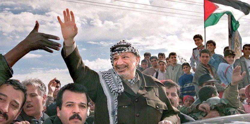 La France cache la vérité sur la mort d'Arafat (Panamza)