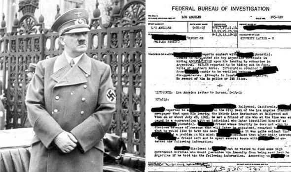 Secrets du FBI : un documentaire mené par un ex-agent de la CIA enquête sur la survie d'Hitler au Brésil après la IIème Guerre mondiale
