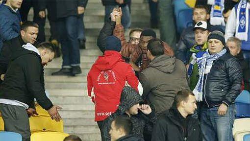 La ségrégation en tribunes, bientôt une réalité au Dynamo Kiev? © photo news.