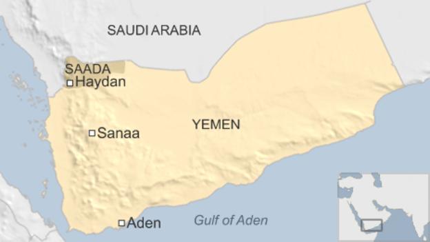 Figure 3. Hôpital détruit par un bombardement au Yémen