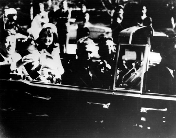 JFK Avant l'assassinat