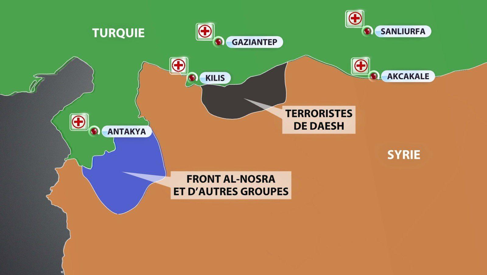 La Russie convoque une réunion du Conseil de sécurité après l'incursion des troupes turques en Irak (RT)