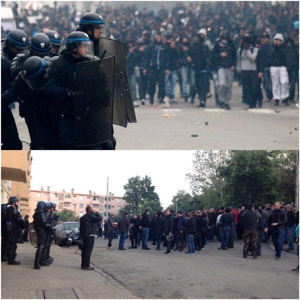 Une manifestation tourne à l'expédition punitive contre les Musulmans à Ajaccio (RTL.be)