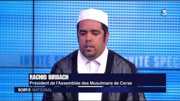 Rachid Birbach, ce faux imam qui s'immisce dans le paysage médiatique français (RT)