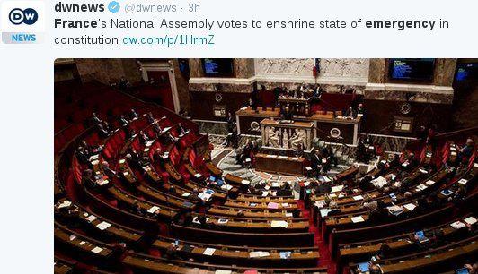 Chute des libertés: Edward Snowden adresse un message à la France en français (Numerama)