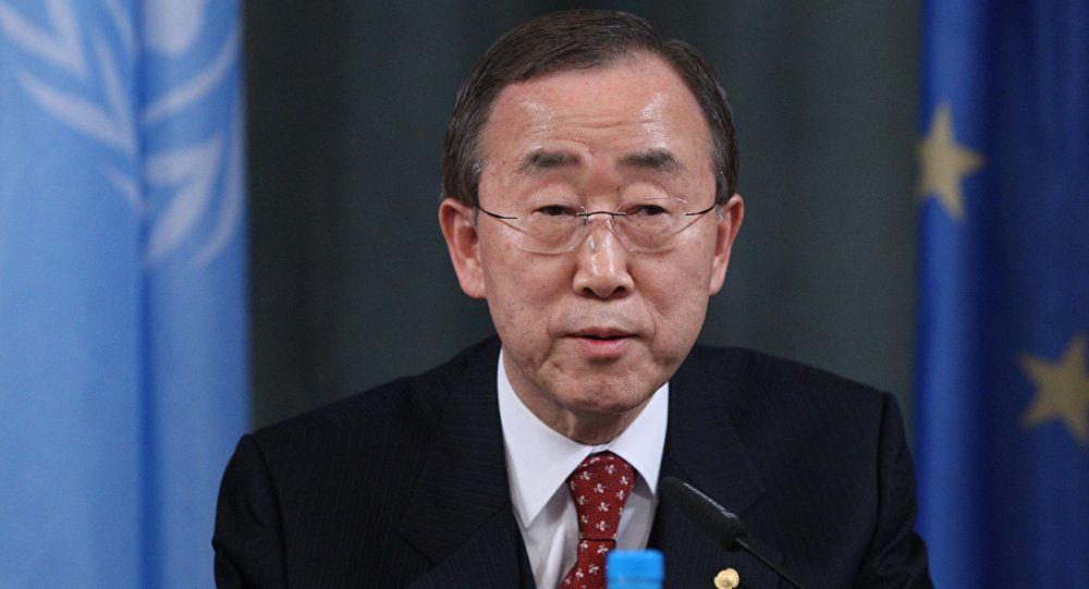 Rôle de la Russie en Syrie: le Financial Times déforme les propos de Ban Ki-moon (Sputniknews)