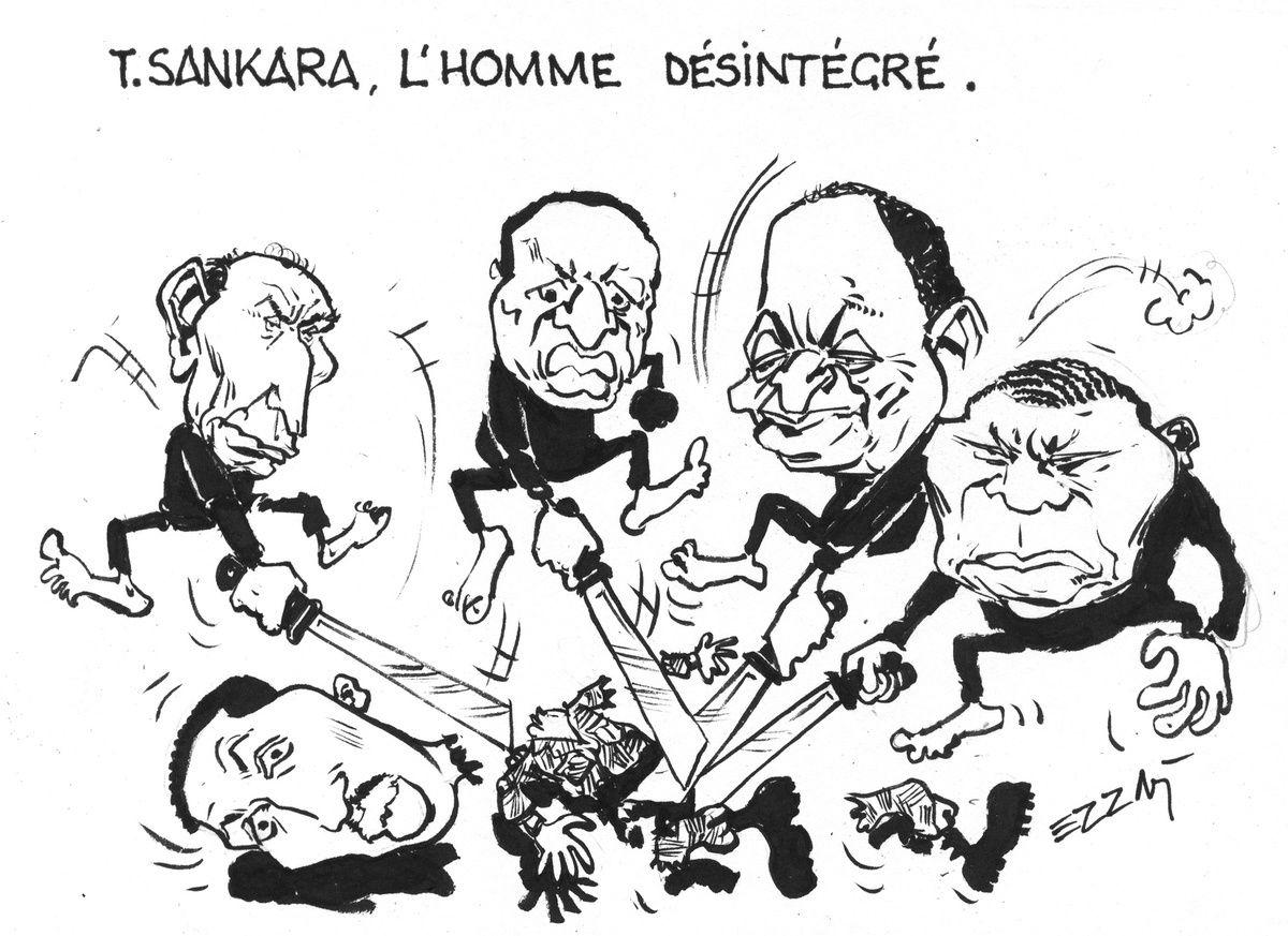 Françafrique.  Témoignages sur l'assassinat de Thomas Sankara (vidéo)