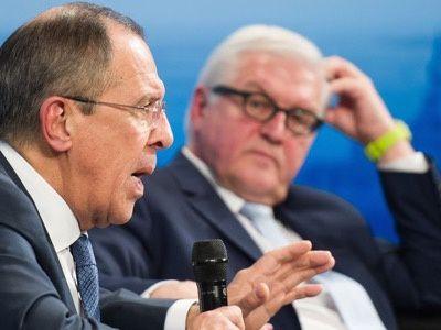 Lors de la Conférence sur la sécurité, un vif accrochage a opposé Sergeï Lavrov et Frank-Walter Steinmeier à propos de la légitimité des bombardements de la Coalition et de ceux de la Russie.
