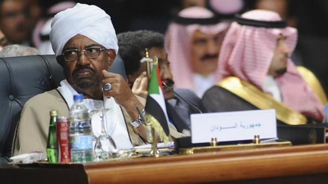 Le président soudanais Omar el-Béchir, au pouvoir depuis 26 ans. © REUTERS