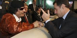 [Vidéo]  Kadhafi explique avoir financé Sarkozy (enregistrement inédit)