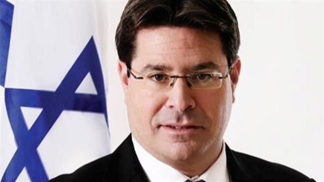 Ofir Akounis, ministre israélien des Sciences, de la Technologie et de l'Espace