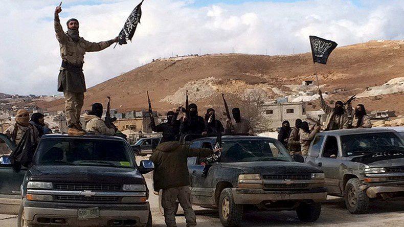 Des combattants du Front Al-Nosra (c) Reuters