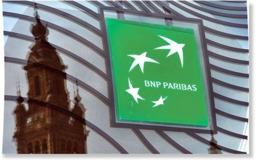 La BNP est mise en cause dans un scandale à un milliard de dollars (Mediapart)