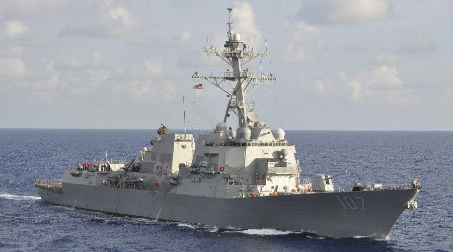 Les Etats-Unis ne peuvent pas dire qui a lancé des missiles sur leurs navires de guerre (Military.com)