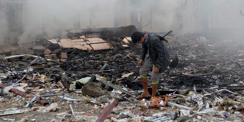 """Un député étatsunien écrit à John Kerry : """"Commettons nous des crimes de guerre au Yémen"""" ?  (Ron Paul Institute)"""