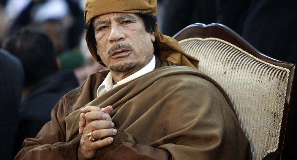 Cinq ans sans Kadhafi. «Non une révolution, mais une catastrophe du peuple libyen» (Sputniknews)
