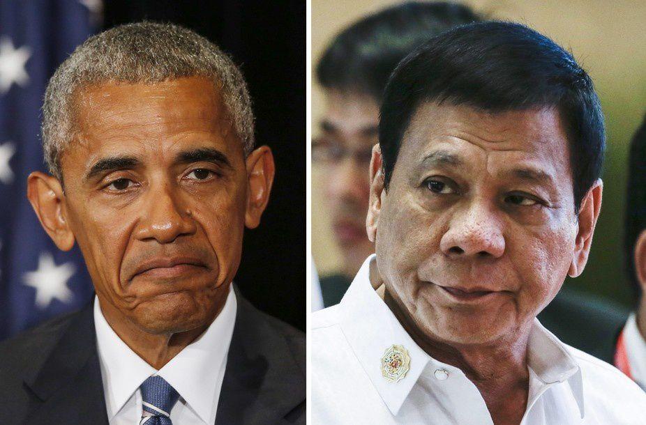 Duterte aligne les Philippines sur la Chine et déclare que les Etats-Unis ont perdu (Reuters)