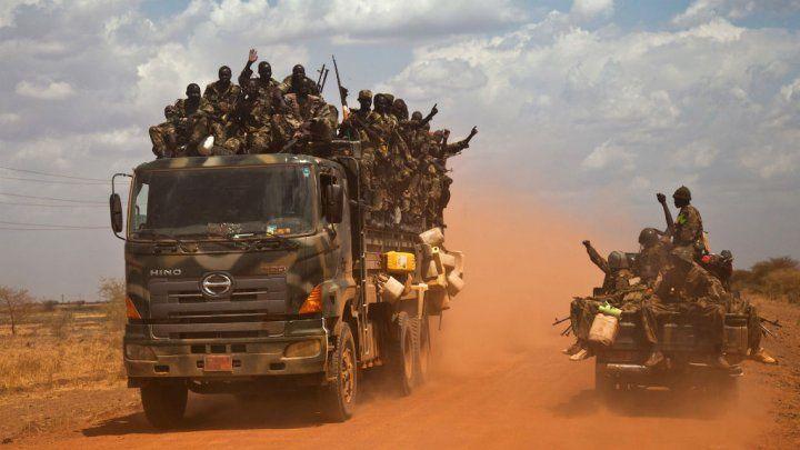Les armes israéliennes favorisent la guerre au Soudan du Sud (TeleSur)