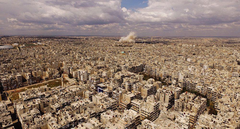 Les terroristes du front Al-Nosra ouvrent le feu sur les civils essayant de quitter la partie est d'Alep (Sputniknews)