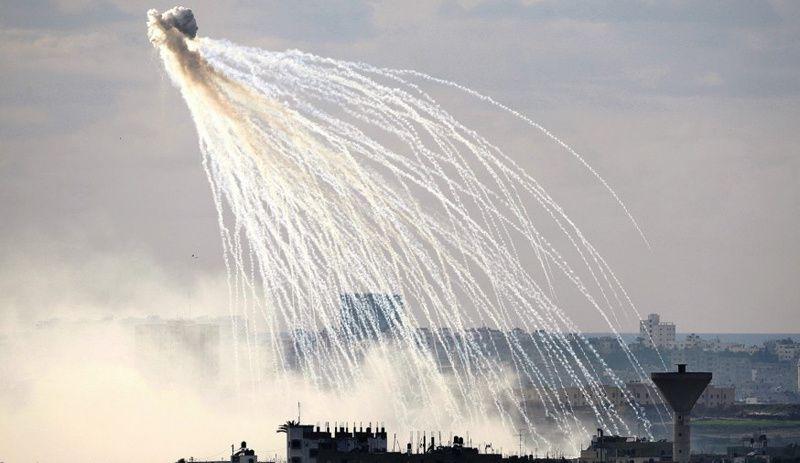Amnesty international autorise la coalition étatsunienne à utiliser des bombes au phosphore blanc en Irak en cas &quot&#x3B;d'absolue nécessité&quot&#x3B; (Southfront)