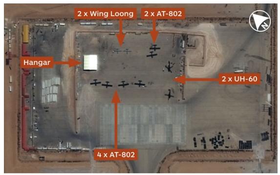 Exclusif : une base aérienne franco-émirati en Libye soutient les opérations de Khalifa Haftar (The New Arab)