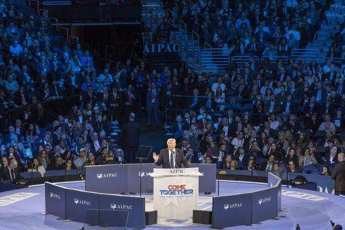 Trump et la campagne BDS ? (Europalestine)