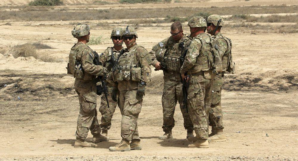 Arrivée des renforts américains au Yémen (Press TV)