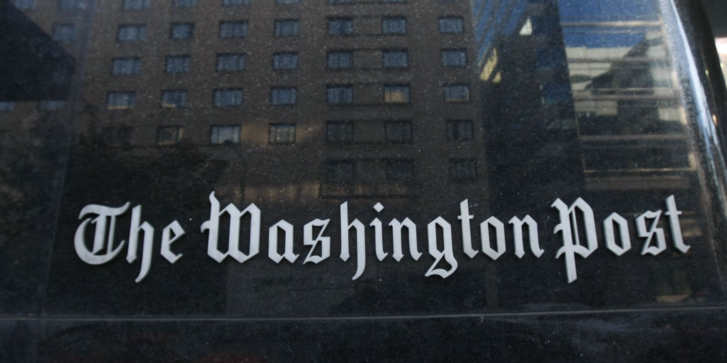 Le Washington Post promeut honteusement une liste noire McCarthyste (The Intercept)