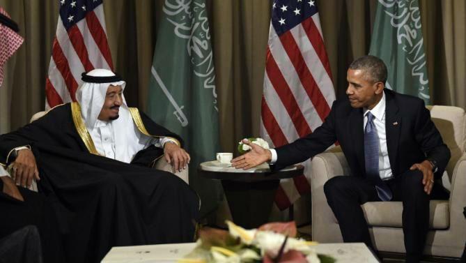Selon le site d'information Lebanon 24, l'Arabie saoudite prête à soutenir Assad si les Etats-Unis le décident