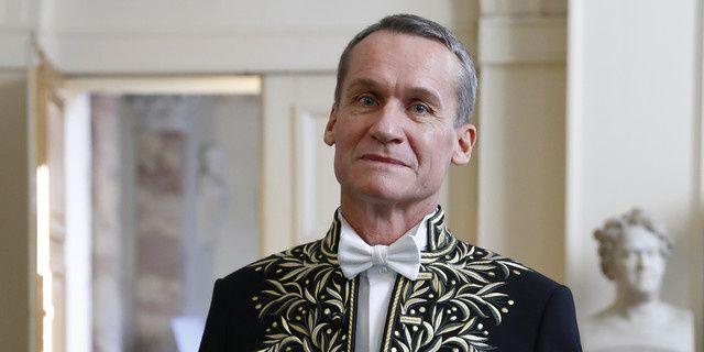 Discours de M. Andreï MAKINE à l'Académie française