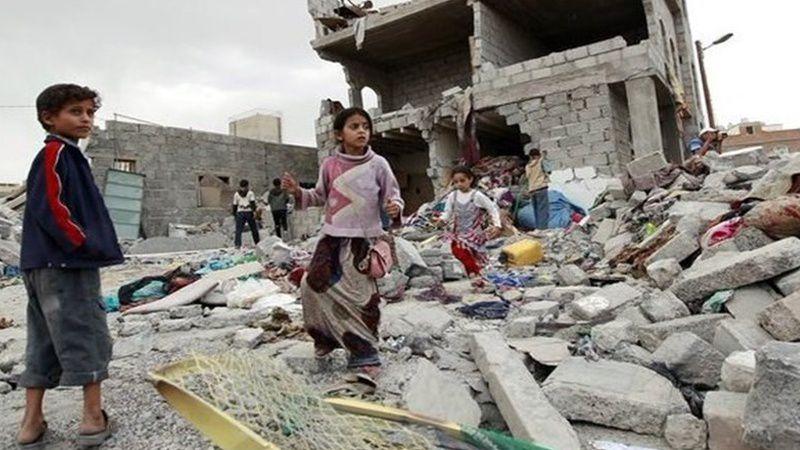 En Occident, pas de pleureuses pour les enfants yéménites (Agoravox)