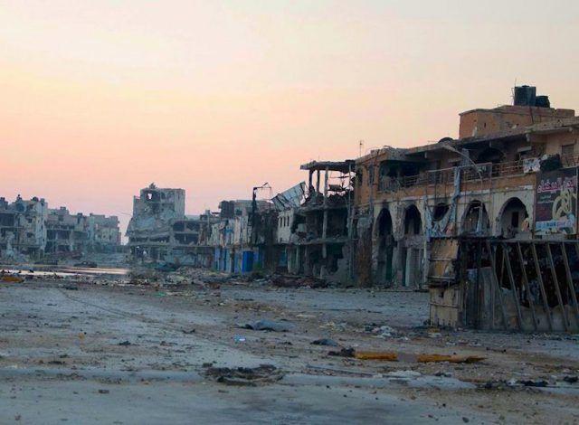 La Libye, ensevelie sous le crime et le silence (El Viejo Topo)