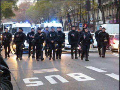 «A Paris, les violences policières mettent en danger la vie des migrants» (Mediapart)