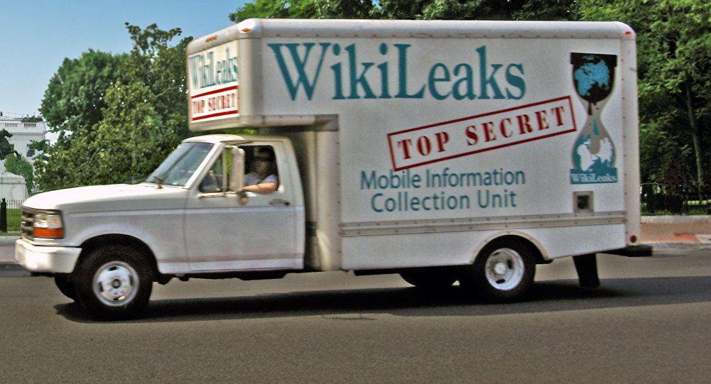 La lettre de mission de la CIA pour l'élection présidentielle française (WikiLeaks)