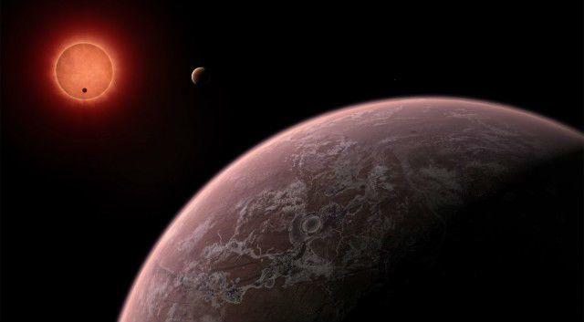 Nouvelle découverte : un système de sept exoplanètes « analogues à la Terre » (WSWS)