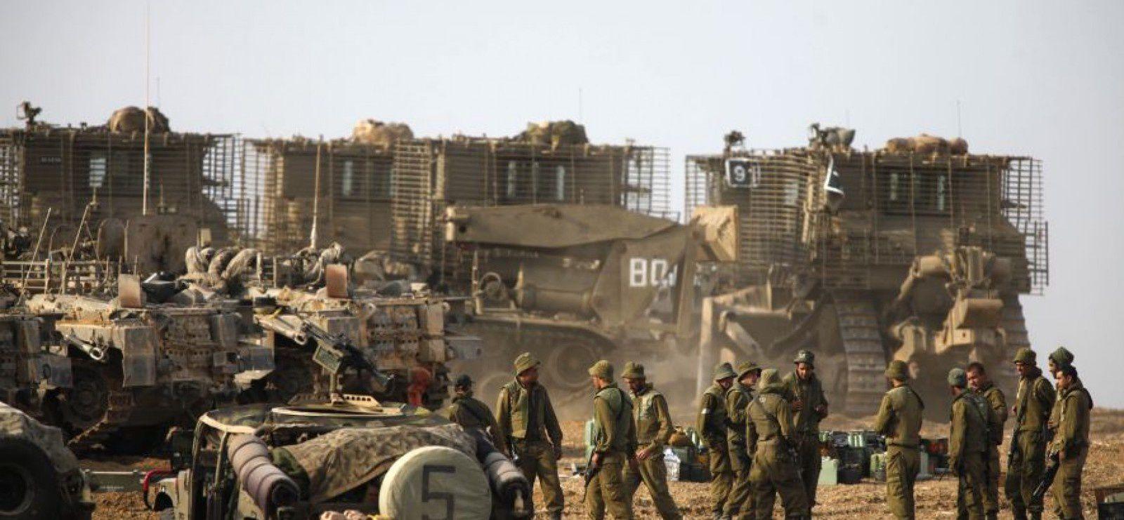 [Vidéo] Une vidéo montre des militaires israéliens envahir les territoires syriens (Almasdar News)