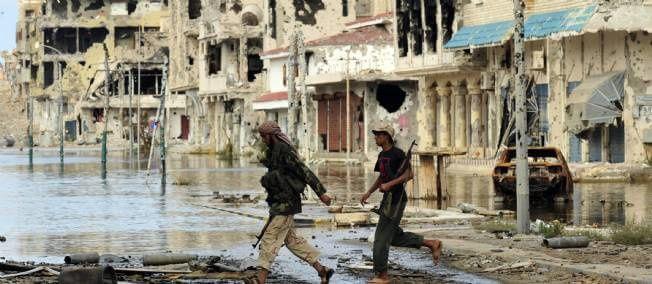 Stratégie du Chaos &#x3B; le cas de la Libye (Agoravox)