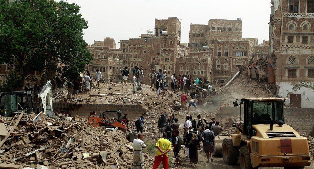 Yémen - Le carnage US: l'Amérique a intensifié ses opérations au sol (Press TV)