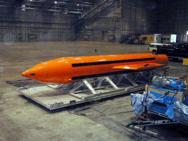 Selon Business insider, &quot&#x3B;la mère de toutes les bombes&quot&#x3B; US &quot&#x3B;a explosé dans les airs&quot&#x3B;. Les terroristes du groupe de l'EI prétendent n'avoir eu aucune perte selon l'AFP