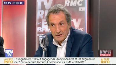 Boycotté par François Fillon, Jean-Jacques Bourdin refuse d'interroger François Baroin (Vidéo)