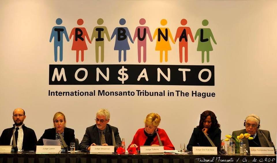 Monsanto a un impact négatif sur les droits humains fondamentaux (Tribunal Monsanto)