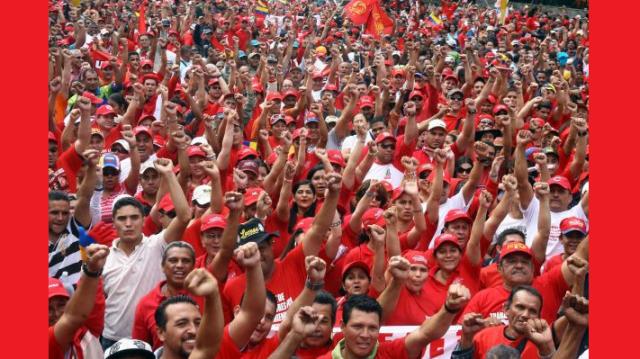 La résistance au Venezuela (Bellaciao.fr)
