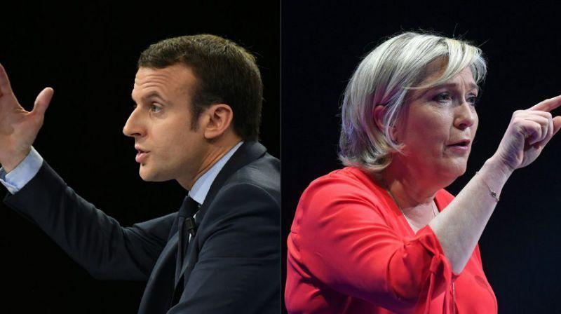 France : &quot&#x3B;Ni FN, ni Macron&quot&#x3B; : une dizaine de lycées parisiens bloqués (Reuters)