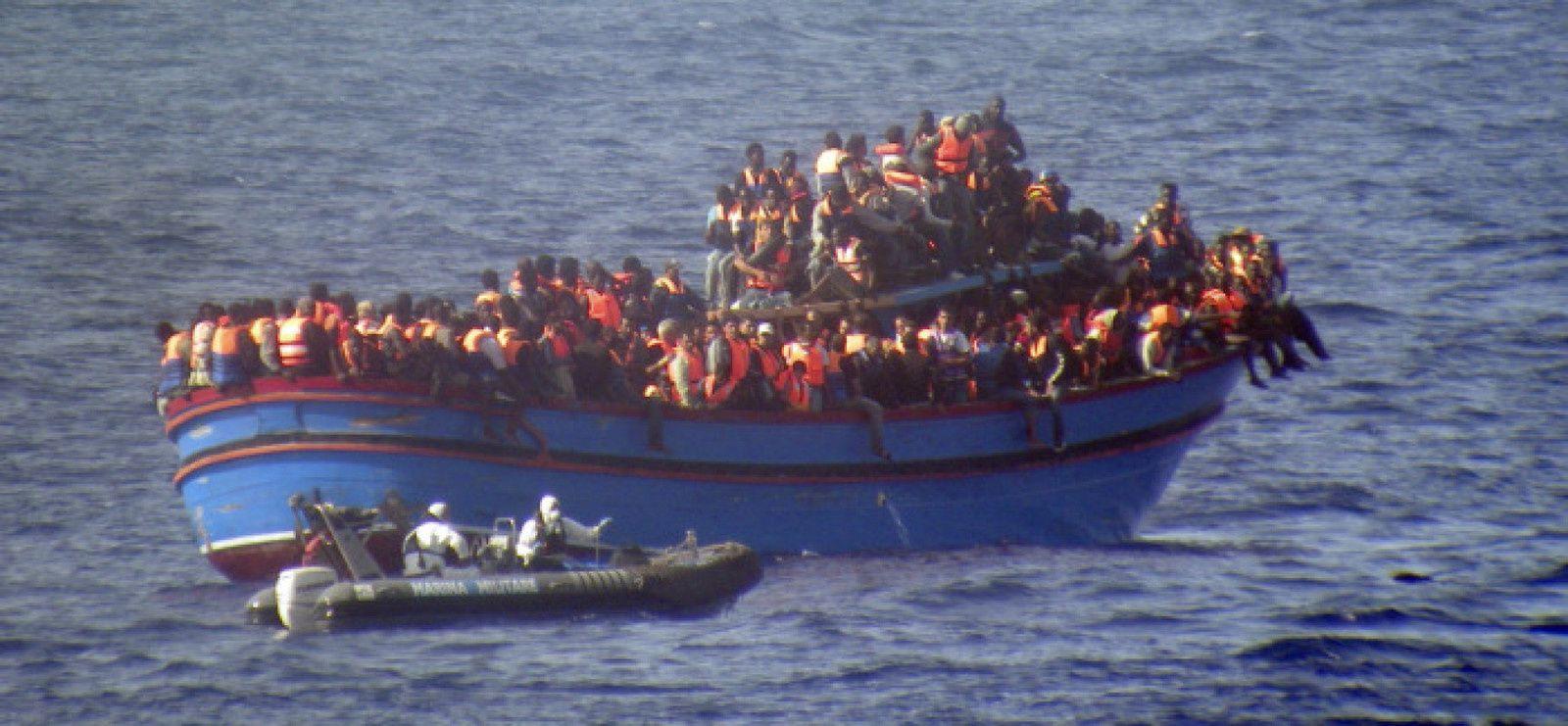Des centaines de migrants se noient en Méditerranée (WSWS)
