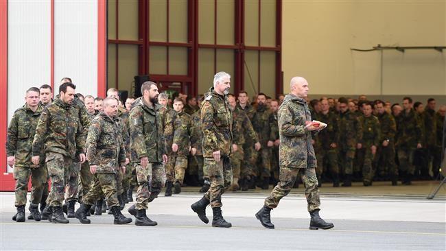 Le militaire allemand d'extrême droite qui préparait un attentat était passé par Saint-Cyr (Bastamag)