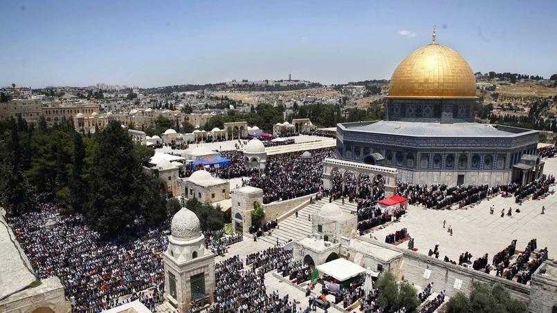 Netanyahu plaide pour un transfert de l'ambassade américaine à Jérusalem (AFP)