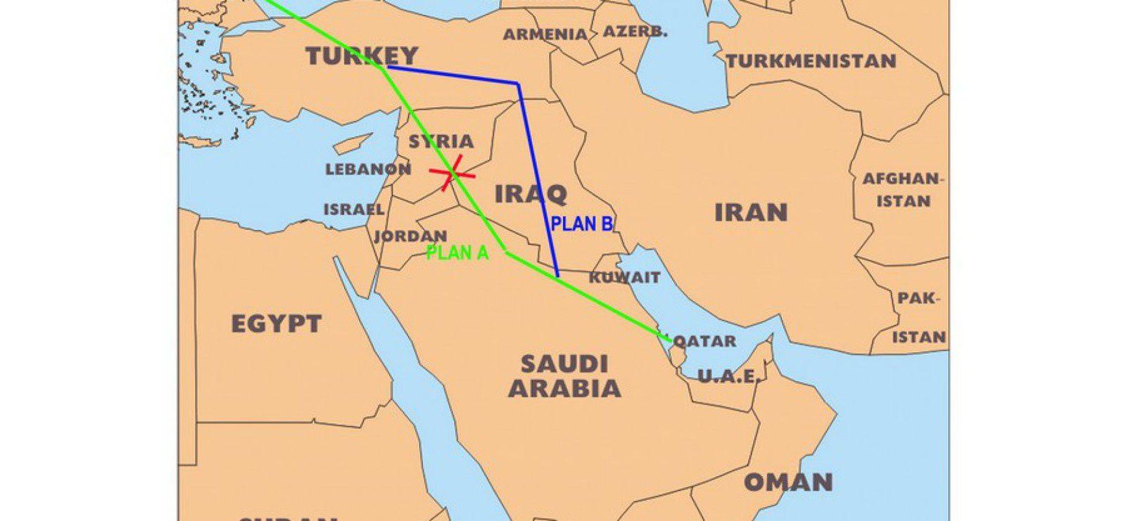 Qatar Airways suspend tous ses vols sur l'Arabie saoudite (AFP)