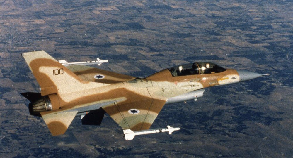 L'aviation israélienne à la rescousse des groupes djihadistes (Nenanews)