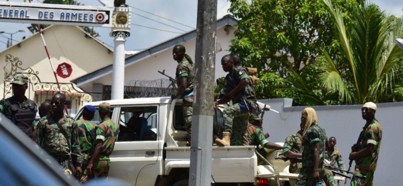 Côte d'Ivoire: un contingent dit « 2600 » a tenté une action de mutinerie (Oeil d'Afrique)